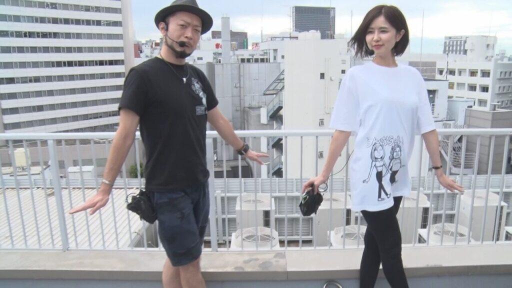 らんなうぇいTシャツ